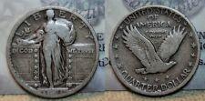 1921 P Standing Liberty Quarter 25c  Key Date !!
