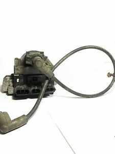 1991-1995 Volvo 940 740 745  Ignition Coil Genuine 1367438 with ignition wire