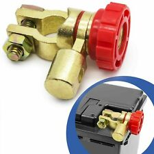 New Car Battery Link Terminal Quick Cut-off Disconnect Master Kill Shut Switch