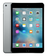 "Apple iPad Mini 4 128gb 7.9"" Tablet Wi-fi Only - Space Grey"