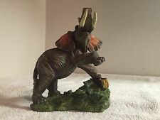 Elephant Figurine - Brand new/Never Used - By Ceramic World Inc. - Style #  2080