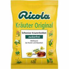 Ricola Kräuterzucker ohne Zucker 18x75 g Bt.