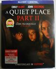 A Quiet Place Part 2 (Blu-ray + Digital + Slipcover, New & Sealed)