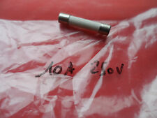 Fusible / Fuse 6.3x32mm 0.4A 250V - Littelfuse 326