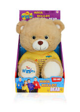 NEW The Wiggles Rock-a-Bye Musical Plush Bear Christmas Birthday Gift