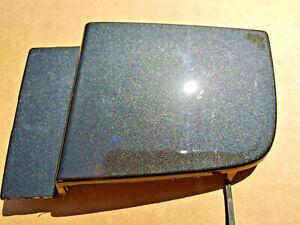 2015-2019 GMC Yukon Rear Tow Hook Eye Cap Cover Hudson Metallic 23142972 OEM