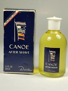 Vintage Dana Canoe After Shave 3.7 oz. New in Box