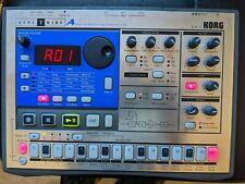 Korg ElecTribe A Ea-1 Ea1 Analog Modeling Synthesizer w/ power supply and box