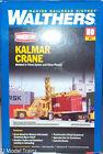 Walthers 933-3109 Kalmar Crane Plastic Kit HO Scale