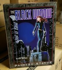 BLACK WIDOW STATUE SCULPTED BY RANDY BOWEN (FACTORY SEALED, BRAND NEW)