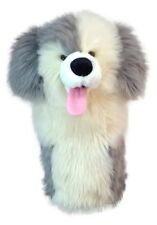 Rescue Dog Golf Animal Headcover Driver Head Cover Daphnes Golf Club Cover