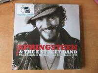 Bruce Springsteen The Complete Bottom Line Broadcast 1975 180G Vinyl 3 Records