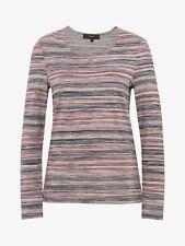 Bonita Damen Shirt Langarm mehrfarbig alloverdruck UVP 39,90