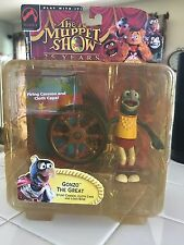 2002 PALISADES TOYS--THE MUPPET SHOW 25 YEARS--GONZO THE GREAT FIGURE (NEW)