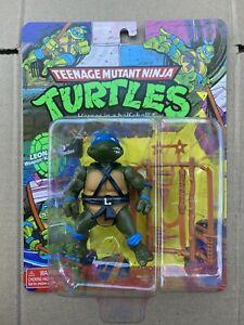 Playmates Teenage Mutant Ninja Turtles Retro Leonardo 2021 Walmart Exclusive New