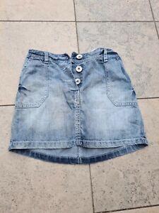 Next Girls Denim Skirt Age 10years
