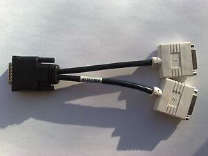 BizLink / Dell 0H9361 H9361 Séparateur DMS-59 Pour Dual DVI Câble Répartiteur