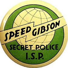 SPEED GIBSON (1937-1940) Old Time Radio - CD - 178 mp3