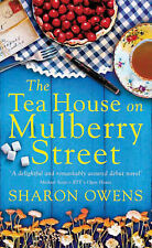 The Tea House on Mulberry Street, By Sharon Owens,in Used but Acceptable conditi