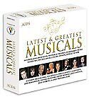 Various Artists - Latest And Greatest Musicals (2009) 3 CD Boxset New And Sealed
