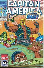 CAPITAN AMERICA & I VENDICATORI n° 80 - Ed. Marvel Italia - 1994