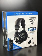 Turtle Beach Ear Force PX24 Over the-Ear Wired Gaming Headset -  PS4 Xbox One PC