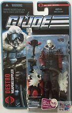 "DESTRO ARCTIC Hasbro GI JOE The Pursuit Of Cobra 2010 3.75"" inch ACTION FIGURE"