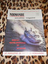 REVUE - NORMANDIE ACTUALITES - n° 9 - 1971
