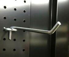 Pegboard Hooks 7 Inch Fits 14 Hole Heavy Duty 316 Diameter Steel 10 Pcs