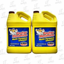 Doctor Mecanico Multi-Purpose Cleaner 128 oz (4 Gallons/ 1 BOX)!!