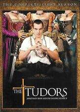 The Tudors ~ The Complete First 1st Season ~ 4-Disc DVD Set ~ FREE Shipping