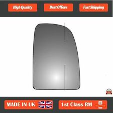 Right Driver Wide Angle Wing Mirror Glass for Peugeot Boxer 2006-2018 59RAS