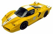 Ferrari FXX 2005 #22 Yellow Elite 1:43 Model N5612 HOT WHEELS