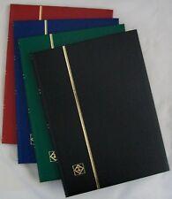LIGHTHOUSE 64 Black Page Stockbook - Album