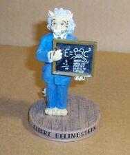 "The Cat Hall Of Fame, ""Albert Felinestein Figurine"" 1998"