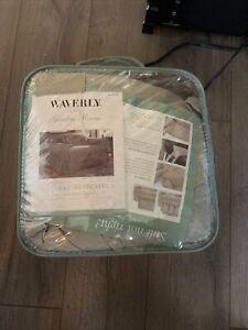 Waverly Fanciful Ironstone 1 Piece LoveSeat Slipcover