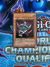 Yugioh, SOD-EN019, Ninja Grandmaster Sasuke, Ultimate Rare, Unlimited, VLP