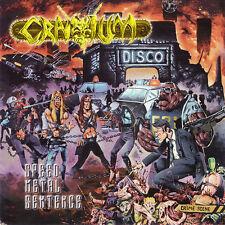 Cranium  – Speed Metal Sentence CD NEW
