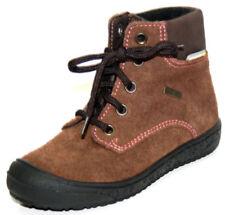 Größe 25 Schuhe für Mädchen aus Wildleder mit Schnürsenkeln