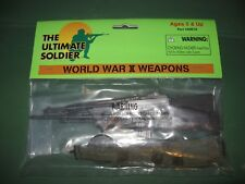 1/6 ULTIMATE SOLDIER WWII U.S. WEAPONS PACK M1 GARAND, BAR AND THOMPSON