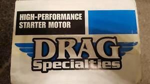 Harley Davidson 1.4 kw starter motor drag specialist