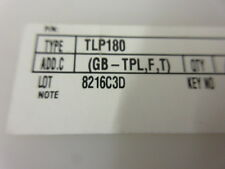 TLP180 SMD Optocoupler TLP180GB 10 Per Strip UK Stock