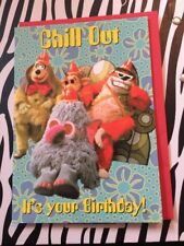"""BN  """"Chill Out It's Your Birthday!"""" From The Banana Splits Card"""