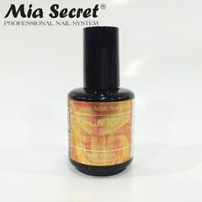 Mia Secret Luxury Nail Gelux  Base & Top coat 0.5 fl oz  UV/LED Gel