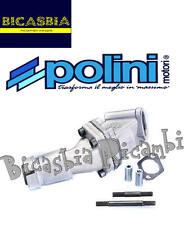 7457 - COLLETTORE ASPIRAZIONE 19 MONOLAMELLARE POLINI VESPA 50 125 PK S XL N V