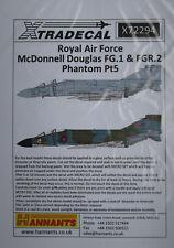 Xtradecal 1/72 X72294 RAF Phantom FG.1/FGR.2  Pt 5  decal set
