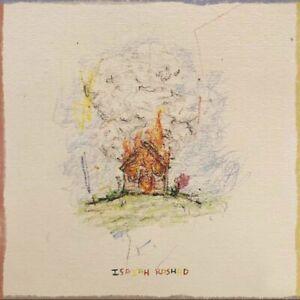 "Isaiah Rashad ""The House Is Burning"" Music Album Art Canvas Poster HD Print"