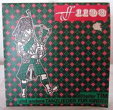 Kindermusik Vinyl-Schallplatten mit Single (7 Inch) - Plattengröße