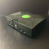 Microsoft Xbox Original System Console Only for Parts | As-Is | Untested