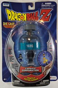 Irwin Toys 2000 Dragonball Z Vegeta's Saiyan Capsule  Figure MOC